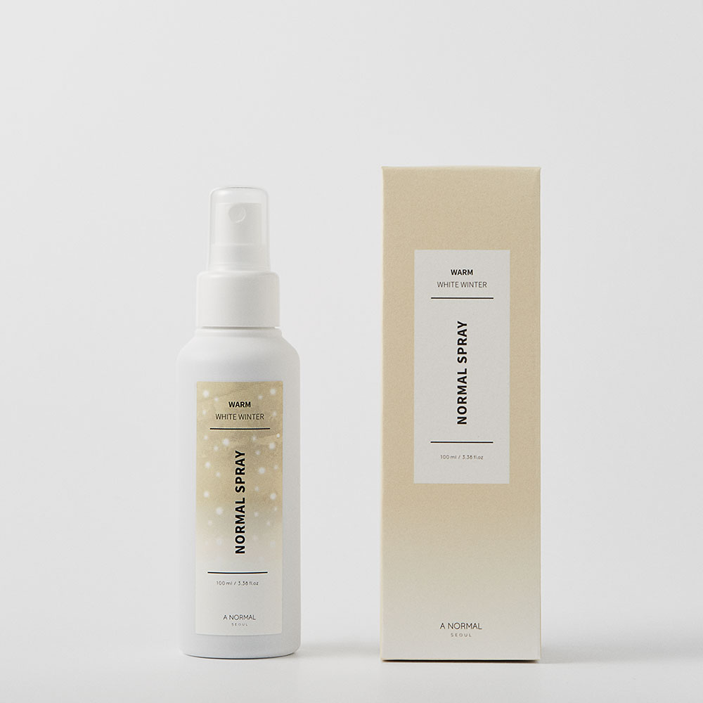 Beige : White Winter [Warm Spray]